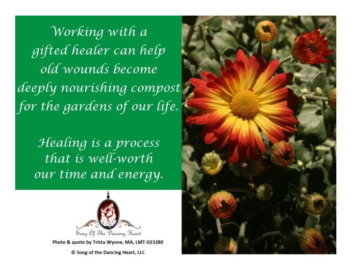 Dancing Heart - Garden Compost - Image