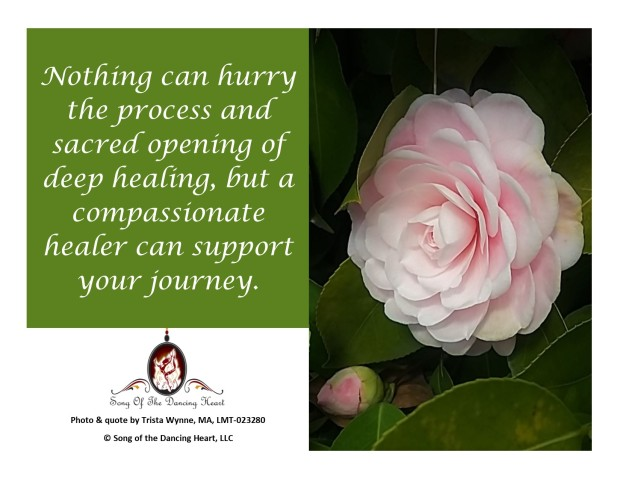 Dancing Heart - Massage and Reiki - Compassionate Healer Support